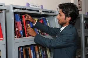 gautham_college_library